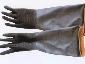 Latex Industrial Gloves