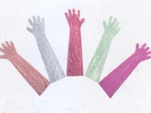 veterinary pe gloves