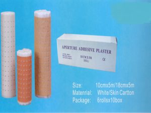 Perforated Plasters