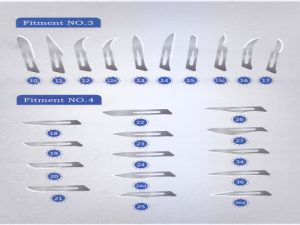 surgical blades
