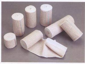 Honeycomb elastic bandage